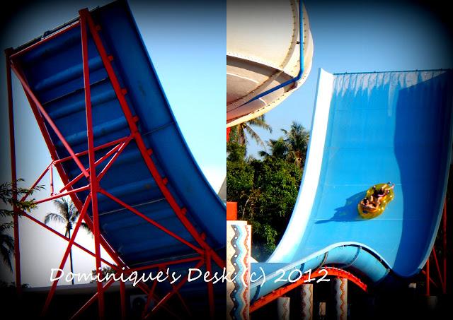 The boomerang ride