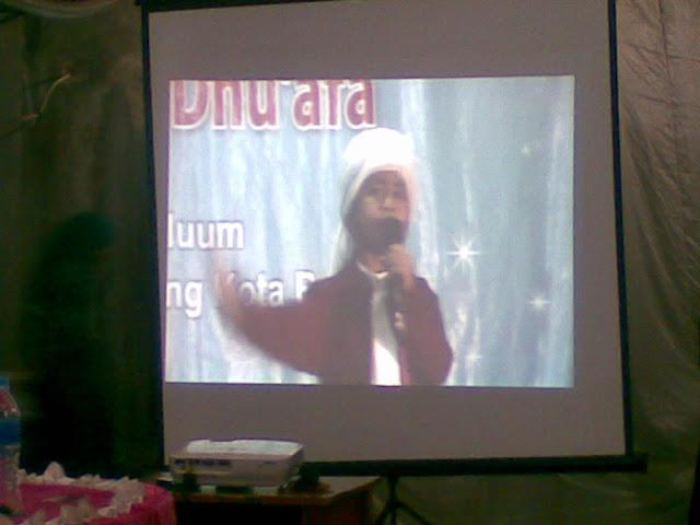 Dai cilik Muhammad Fikri