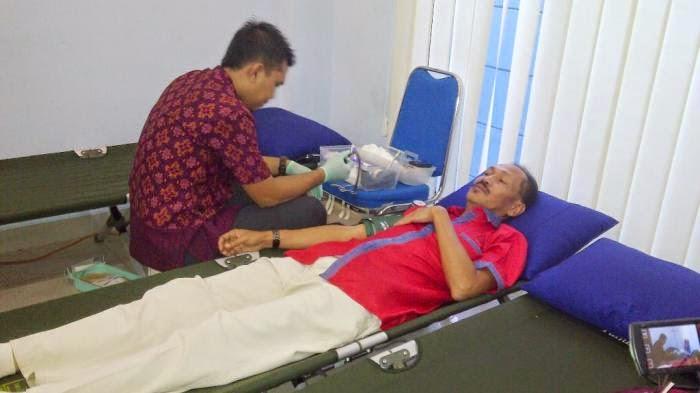 Donor Darah PT Ambapers