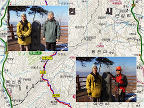 한남정맥 14 (사암삼거리-구봉산-가현치) 120114