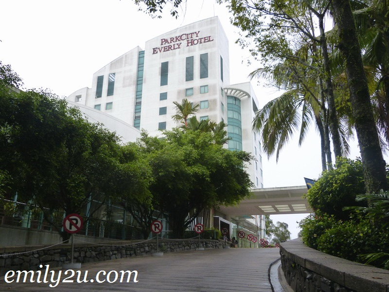 ParkCity Everly Hotel Bintulu