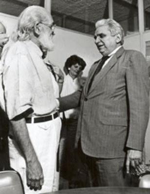RN lembra iniciativa do governo Aluizio Alves com o Método de Alfabetização Paulo Freire em Angicos