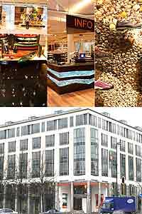 shops blog globetrotter ausr stung flagship. Black Bedroom Furniture Sets. Home Design Ideas