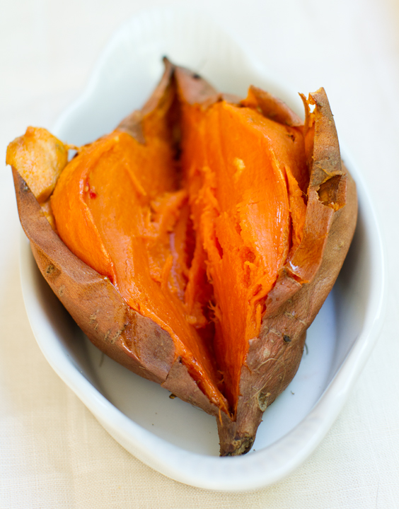 Image result for baked sweet potato