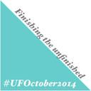 Sew Today Clean Tomorrow UFOctober