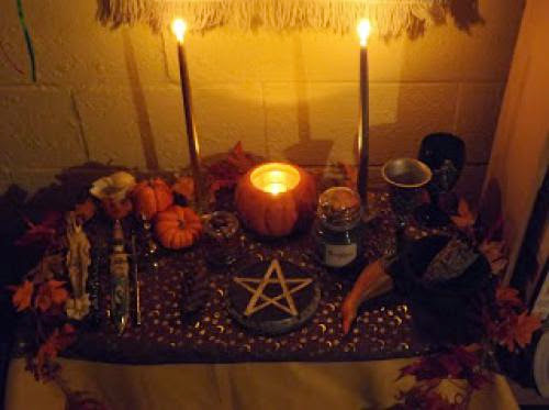 Preparing For Samhain