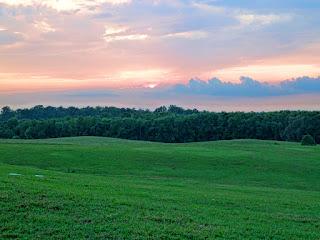 Reidsville, NC - 8/2102 Sunset