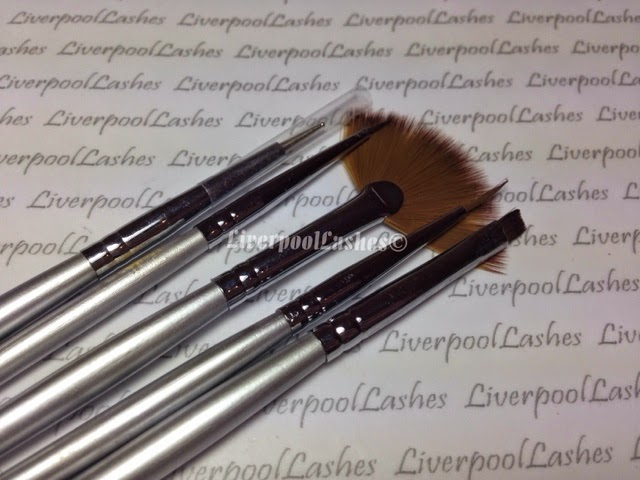 liverpoollashes liverpool lashes nail artist pro beauty blogger scouse nail art tutorials irresistable nail art brush set
