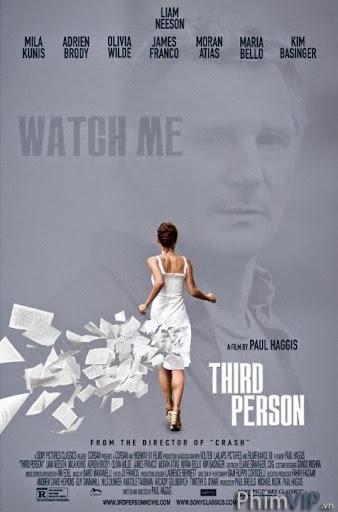 Người Thứ 3 - Third Person poster