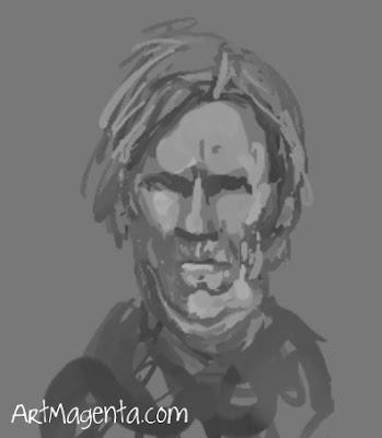 Sketch from ArtMagenta.com