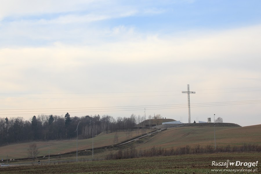Góra Jana Pawła II w Pelplinie