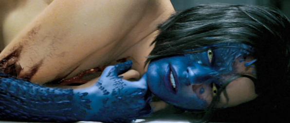 X Men 3 Mystique Turns Human