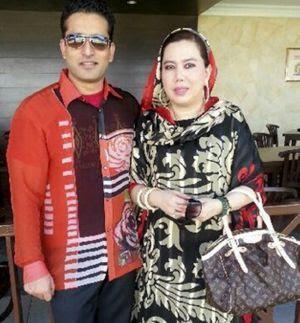 Ummi Hafilda & Dr.Zaman Khan