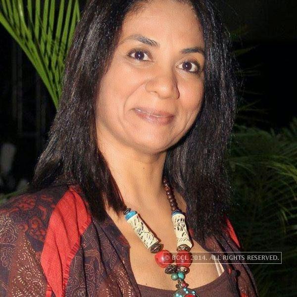 Sandiya during Theatre Konnection, held at Lalit Ashok, in Bangalore.