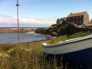 Craster Harbour, Craster Guide, Northumberland