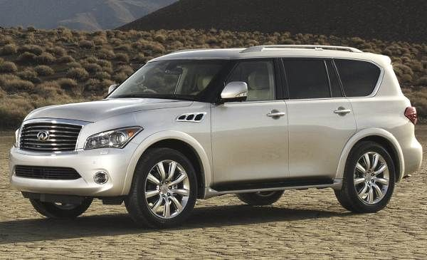 Infiniti Qx56 Large Luxury Suv Done Right