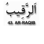 43.Ar Raqib