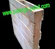 pallet gỗ vuông 1 mét