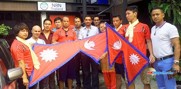 थाई बक्सिङमा गोल्ड मेडल पाउने नेपाली खेलाडीलाई सम्मान