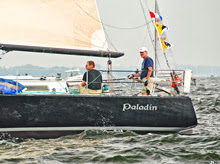 J/35 Paladin sailing Vineyard Race
