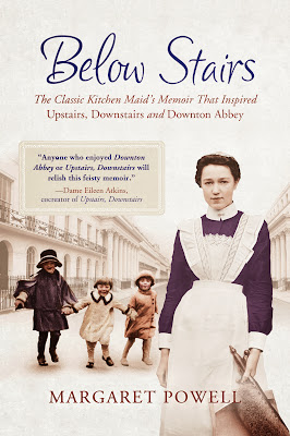 Book Jacket for Below Stairs: The Classic Kitchen Maid's Memoir That Inspired Upstairs, Downstairs and Downton Abbey