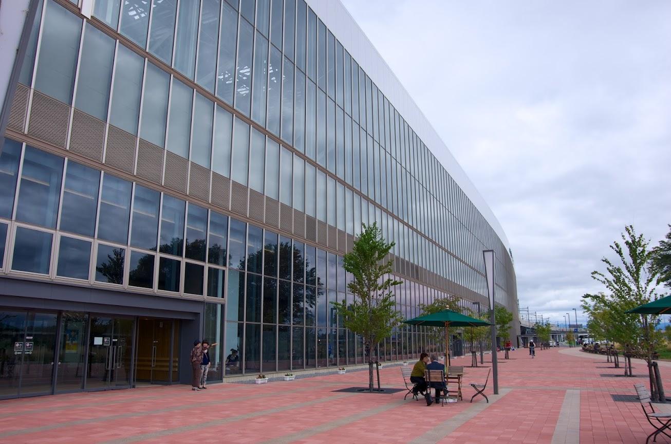 4代目JR旭川駅舎
