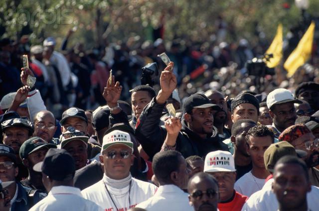 Black Is Beautiful  Black Men Rise-Remember The -2887