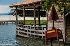 Pier/Bar ao lado da Ponte