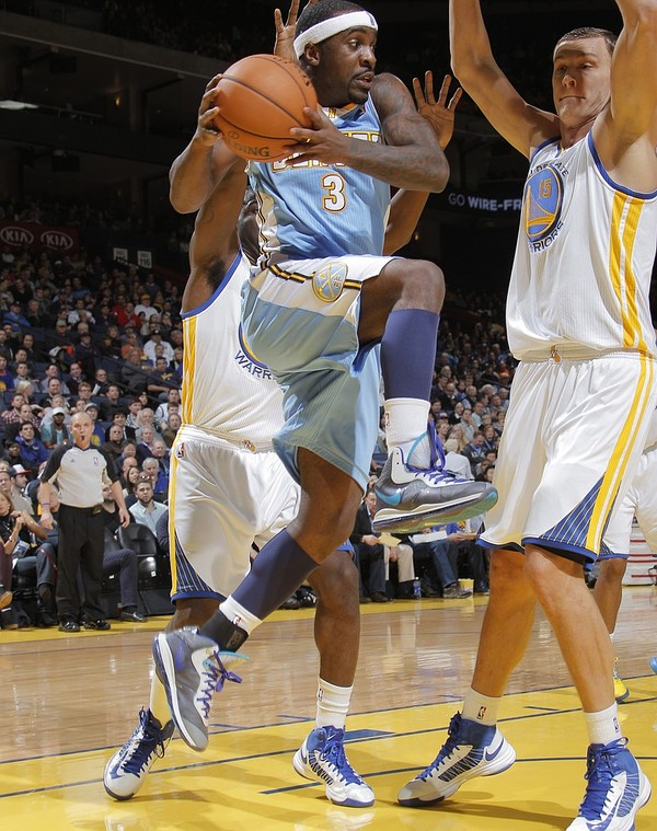 2013 NBA Playoffs : Nuggets vs GS Warriors