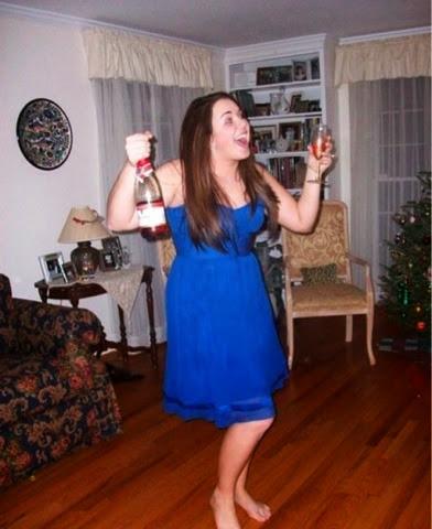 Nicki New Year's Eve
