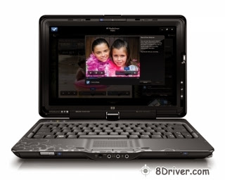 download HP TouchSmart tx2-1307au Notebook PC driver
