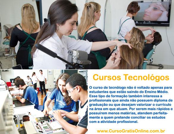 Cursos Tecnologos