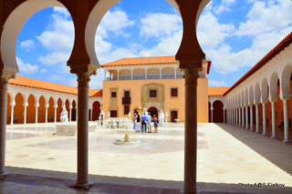 Кейсария, музей Ралли. Экскурсия Кейсария – Хайфа – Акко. Гид в Израиле Светлана Фиалкова.
