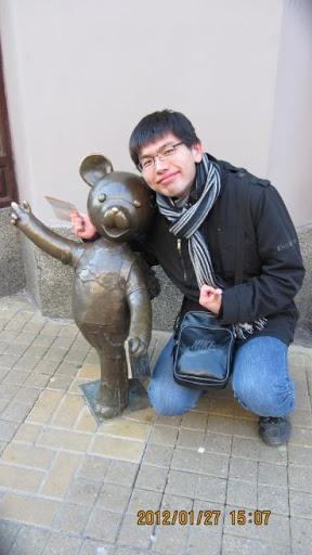 小熊是我的好麻吉!!