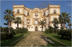Villa Cattolica, Bagheria, Sizilien