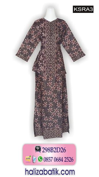 grosir batik pekalongan, Busana Batik Wanita, Baju Muslim Batik, Baju Grosir
