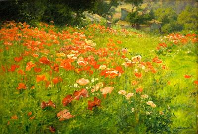 J. Ottis Adams - In Poppyland