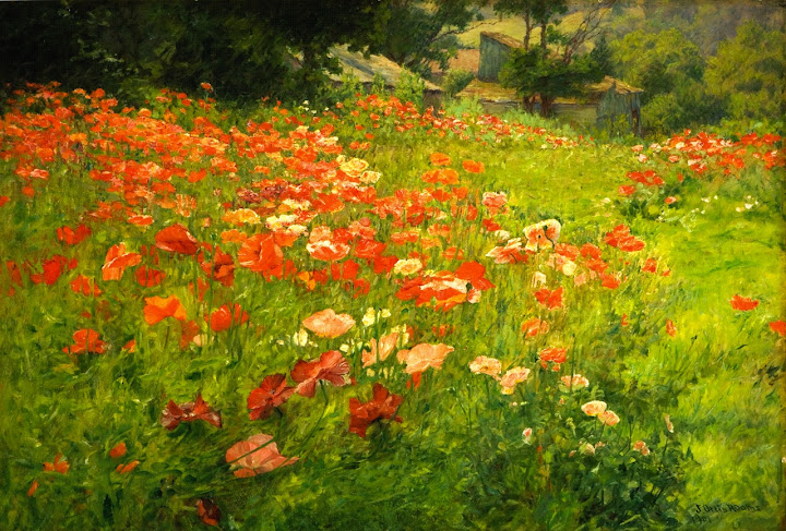 J. Ottis Adams - In Poppyland