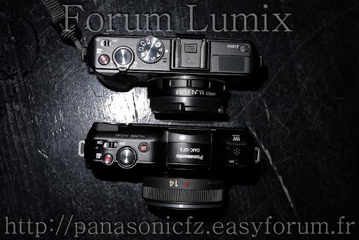 Panasonic Lumix GF3 (Infos officielles)  S920