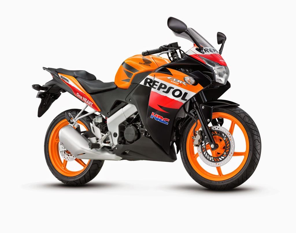 cbr 150r repsol price