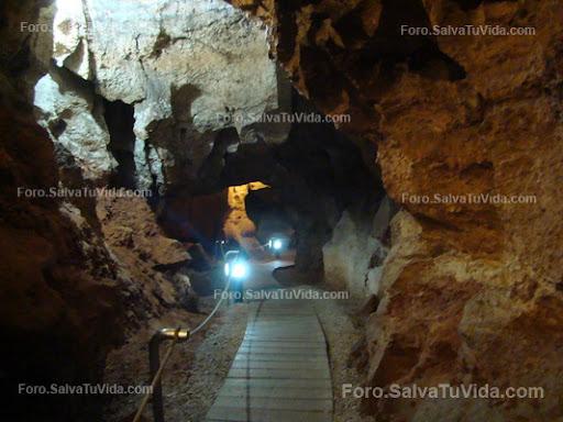 La cueva de las calaveras, Benidoleig, Alicante DSC05897