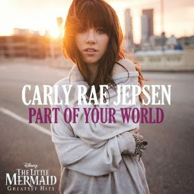 "Entertainment News: Carly Rae Jepsen Sings ""Part of Your World"" from The Little Mermaid"