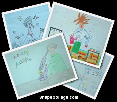 Concurso de Caricaturas, Historietas y Dibujos - Finalistas de 6 a 9 años