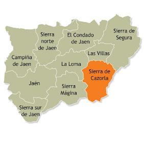 VISITA PASTORAL SIERRA DE CAZORLA