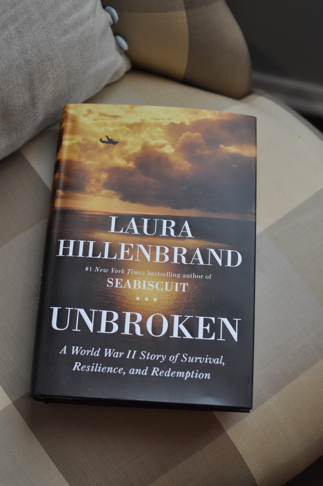 unbroken book chapter review