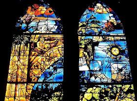 Arte viaje catedral de le n - Modelos de vidrieras ...