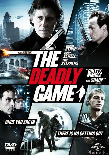 Trò Chơi Tử Thần - The Deadly Game poster