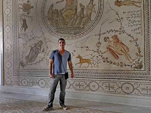 Roman Mosaics, Floors that Talk