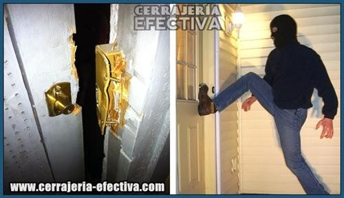 Cerraduras de seguridad vs bombines de nula baja calidad - Bombines de puertas ...