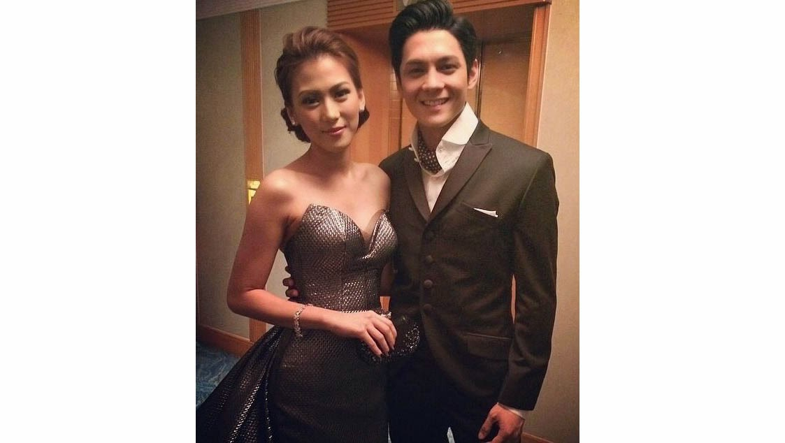 Alex Gonzaga and Joseph Marco